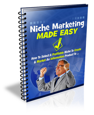 Product picture Niche Marketing Made Easy